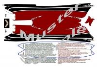 Kartonmodell der Eye of the Wind (versandkostenfreie Lieferung)