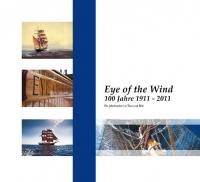 """Aktion """"Winterausstattung"""": Eye of the Wind Tasse (weiß oder blau), Strickmütze und Bildband"""