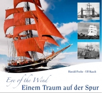 """Buch und CD """"Eye of the Wind – Einem Traum auf der Spur"""" (limitierte Edition)"""