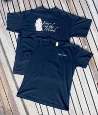 Kleidung: Crew T-Shirt Eye of the Wind (Herren)