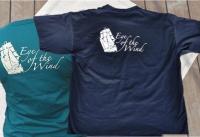 Kleidung: Crew T-Shirt Eye of the Wind (Damen)