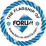 logo forum flagship